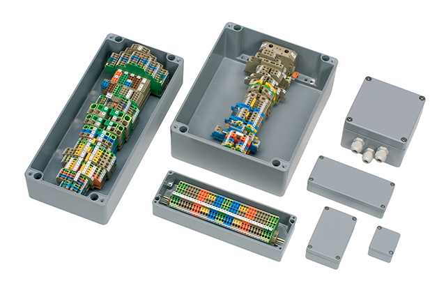 Elektroinstalační krabice Conta-clip