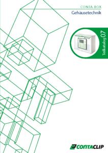 Katalog elektroinstalační krabice