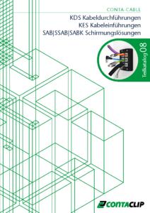 Katalog kabelový management