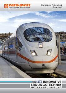 Katalog - Uzemňovací vodiče pro železnici