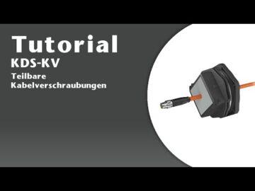 Průchodky KDS-KV (M20-M32)